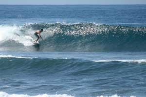 Warm water, great waves and friendly locals that's what makes Playa Hermosa so special.