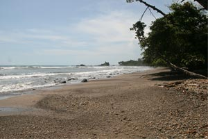 Dominicalito is a small bay south of Dominical.